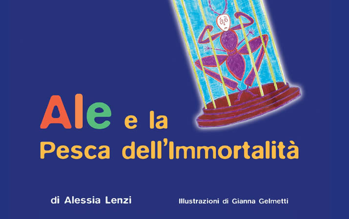 Scarica l'ebook Ale e la pesca dell' immortalità